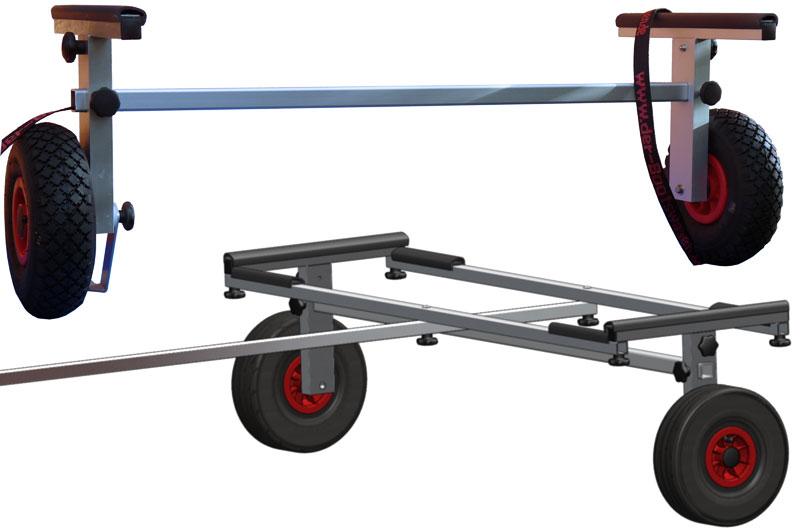 der bootswagen robuste preiswerte bootswagen aus deutscher fertigung home. Black Bedroom Furniture Sets. Home Design Ideas